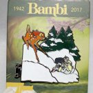 Disney Bambi 75th Aniversary Bambi in the Snow Pin Limited Edition 3000