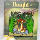 Disney Bambi 75th Aniversary Bambi and Faline Slider Pin Limited Edition 3000