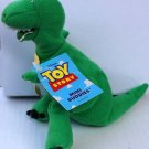 Disney Pixar Toy Story Rex Mini Buddies Plush NWT 1995