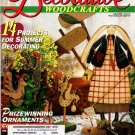 Better Homes and Gardens Decorative Woodcrafts Magazine August 1996 - 14 Projects