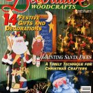 Better Homes and Gardens Decorative Woodcrafts Magazine December 1995 - 14 Projects