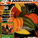 Better Homes and Gardens Decorative Woodcrafts Magazine October 1998 - 30 Projects