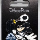 Disney Parks Mickey Mouse Plays Soccer for the Vancouver Whitecaps Pin