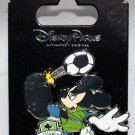 Disney Parks Mickey Mouse Plays Soccer for the Seattle Sounders FC Pin
