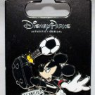 Disney Parks Mickey Mouse Plays Soccer for the DC United Pin