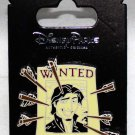 Disney Parks Tangled's Flynn Rider Wanted Poster Pin