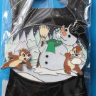 Walt Disney Imagineering WDI Do You Want to Build a Snowman Pin Chip and Dale Ltd Ed 250