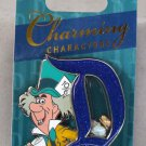 Disneyland Pin of the Month Charming Characters Mad Hatter with Souvenirs Limited Edition 3000