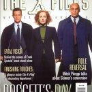 The X-Files Official Magazine Winter 2000 - Robert Patrick, Mitch Pileggi