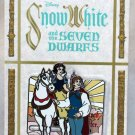 Disney Snow White and the Seven Dwarfs 80th Anniversary Pin Snow and Prince Limited Edition 2000