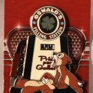 DIsneyland Gear Up For Adventure Chip and Dale at Oswald's Filling Station Pin Limited Edition 250