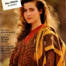 Pingouin Knitting Magazine Number 119 Fall 1989 - 33 Couture Designs