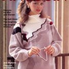 Pingouin Knitting Magazine Number US03 Classic Fashions and Afghans 31 Designs