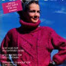 Pingouin Knitting Magazine Number 97 Fall 1987 - 33 Couture Designs