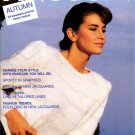 Pingouin Knitting Magazine Number 86 Autumn 1986 - 34 Couture Designs