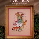 American School of Needlework Cross Stitch Faeries 6 Large Designs