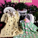 American School of Needlework Knit and Crochet The Ultimate Book of Baby Afghans 22 Designs