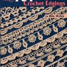 American School of Needlework 101 Crochet Edgings