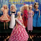 American School of Needlework Fashion Doll Beauty Contest in Thread Crochet 6 Designs