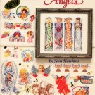 American School of Needlework 50 Cross Stitch Angels by Sam Hawkins