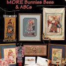 Alma Lynne  Designs More Bunnies Bees and ABCs - 11 Designs to Cross Stitch