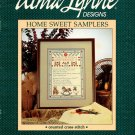 Alma Lynne Designs Home Sweet Samplers - 5 Large Designs to Cross Stitch