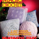 Magic Crochet Magazine Number 90 June 1994 - 36 Designs