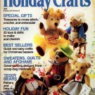 Better Homes and Gardens Holiday Crafts Magazine 1984 - Over 100 Projects
