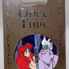 Disneyland Once Upon a Time Little Mermaid Pin Limited Edition 2000