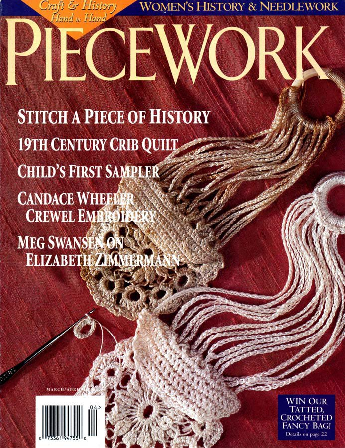 PieceWork Magazine March-April 1999