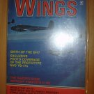 Wings Magazine  August 1974 Volume 4  #4