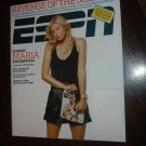 ESPN MAGAZINE June 2009 Maria Sharapova