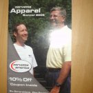 Corvette Apparel Summer 2005 Catalog