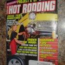 Hot Rodding Magazine July 1995