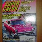 Super Chevy Magazine September 1995