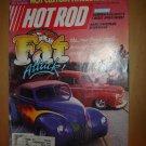 Hot Rod Magazine July 1985