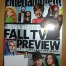 Entertainment Weekly Magazine #1329/1330 Fall TV Preview