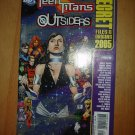 TEEN TITANS/OUTSIDERS SECRET FILES (2005 Series) #1