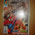 Fantastic Four Volume 3 #9 Autographed by Chris Claremont & Salvador Larroca