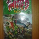 Twisted Tales #8 Cover signed by John Pound