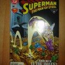 Superman Man of Steel #56