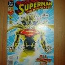 Superman Man of Steel #28