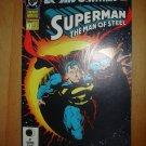Superman Man of Steel Annual #1