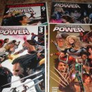 Ultimate Power #1-9 (Complete series) 1, 2, 3, 4, 5, 6, 7, 8, 9 Marvel Comics