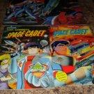 Tom Corbett Space Cadet #1,2,3,4 complete comic set,1990