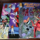 WildC.A.T.s Adventures #1, 2, 3  Based on the Animated Series, w/ Jim Lee pinup