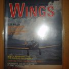 Wings Magazine  October 1972 Volume 2  #5