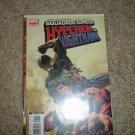 Squadron Supreme: Hyperion vs. Nighthawk #1-4 Marvel 2007