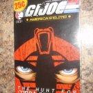 G.I. JOE AMERICA'S ELITE THE HUNT FOR COBRA COMMANDER DDP NO. 25 cent comic NM