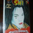 SHI: STREETS OF FIRE BATTLEBOOKS (1999 Series) #1 ROSS Near Mint Comics Book